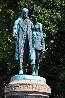 Guts Muths Denkmal